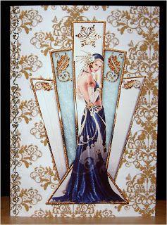 Beautiful Art Deco Xmas!