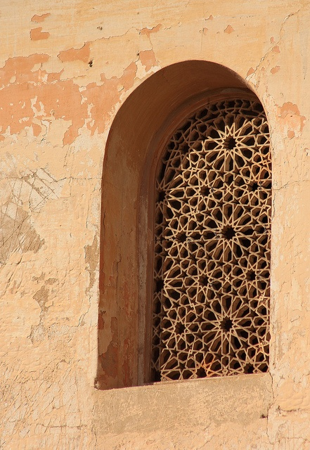 Alhambra window by Bruce Poole, via Flickr