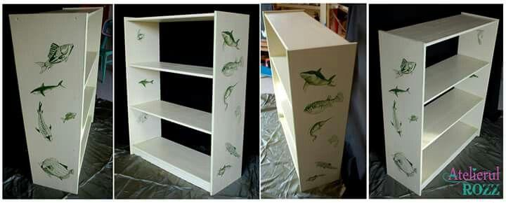 Shark tank furniture
