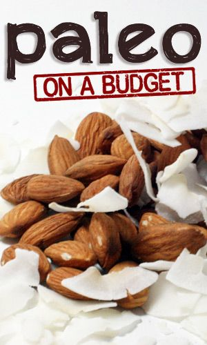 Paleo doesn't have to be expensive. Great tips on how to eat paleo approved foods on a budget!