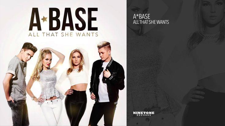 A*Base - All That She Wants [Sample] #abase #allthatshewants #aceofbase #welovethe90s #90s #pop #dance #music #ninetone