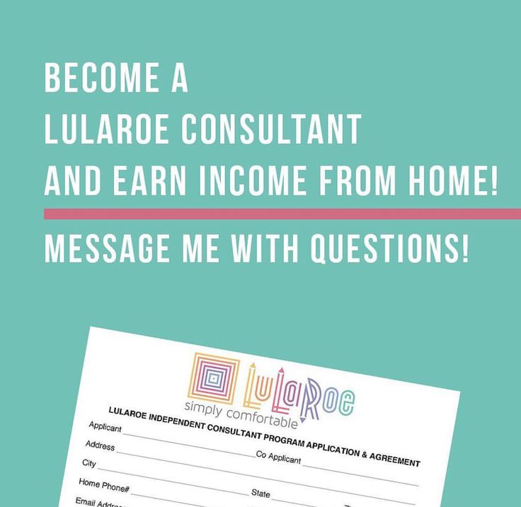12 best LuLaRoe Opportunity images on Pinterest Business ideas - independent consulting agreement