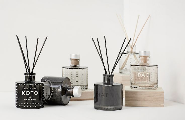 Skandinavisk SS15 Scent Diffuser collection