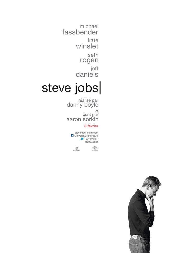 Cinéma : Steve Jobs de Danny Boyle - Avec Michael Fassbender, Kate Winslet, Seth Rogen http://www.parisladouce.com/2016/02/cinema-steve-jobs-de-danny-boyle-avec.html