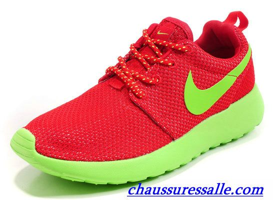 Vendre Pas Cher Chaussures nike roshe run id Femme F0023 En Ligne.