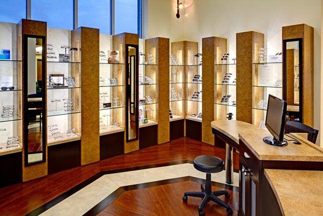 Drake Eye Center Optometry Office Design Barbara