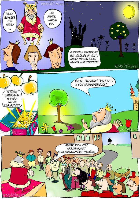 www.revistatus.ro magyar kepregenyek tuenderszep-ilona-es-irgyelus printul-irgyelus-si-frumoasa-ileana tuenderszep-ilona-es-irgyelus-elso-resz.html