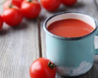 Soupe minceur de tomates au cumin