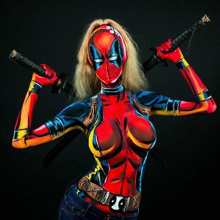 26 besten Deadpool Cosplay Bilder auf Pinterest | Deadpool cosplay ...