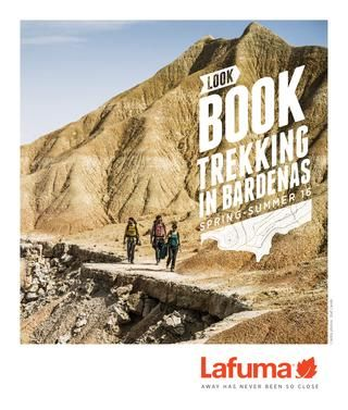 TREKKING LOOKBOOK Spring summer 2016  Our technical, protective know-how provides the greatest possible comfort when you go trekking.