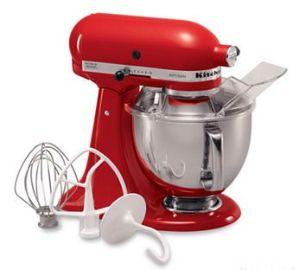 KitchenAid 5-Quart Mixer, as Low as $134.99 at Kohl's—HOT!