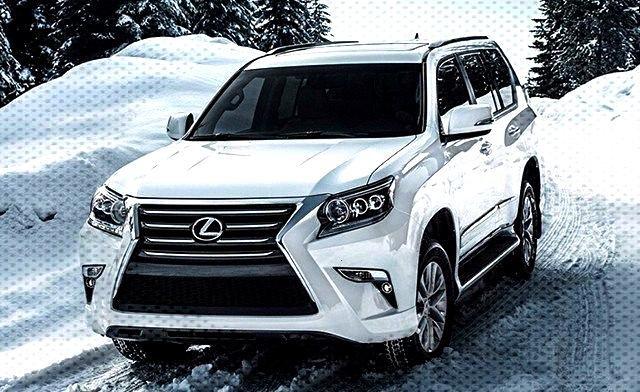 16+ Lexus gx 460 redesign 4k