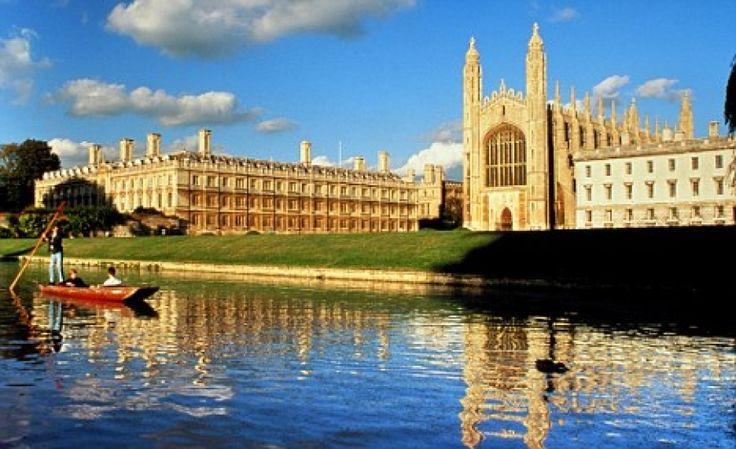 Visitar Cambridge: Toda la información para hacer turismo en Cambridge y lista de actividades para Ver y Hacer en Cambridge si viajas a la ciudad.