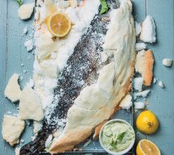 Salt-crusted Fish #Seafood #Recipe #SouthAfrica