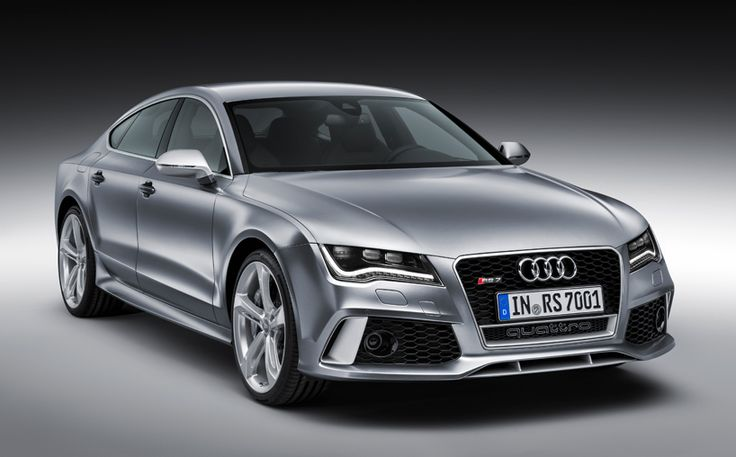 2014 AUDI RS7 sportback. One of the most beautiful car around.