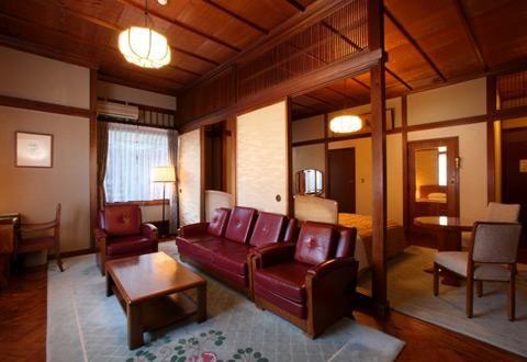Fujiya hotel - Hakone 箱根 富士屋ホテル