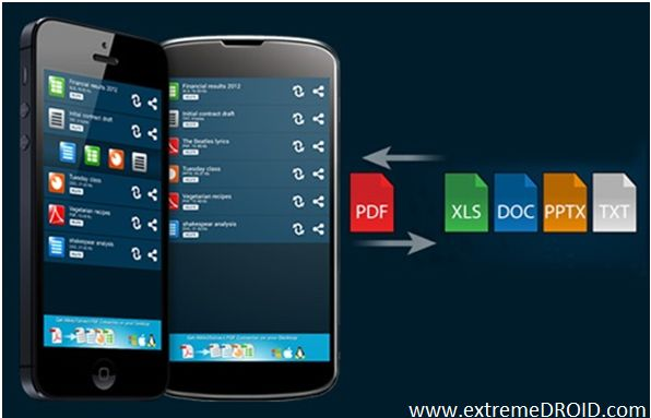 How to Convert PDFs on Android for Free - ExtremeDroid