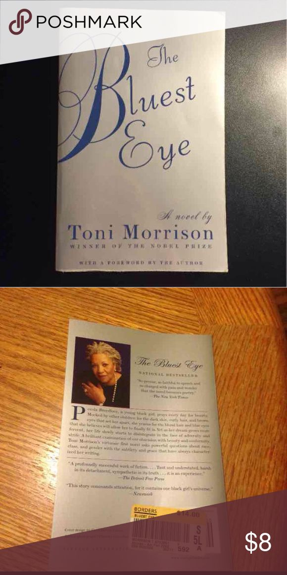 An analysis of the bluest eye and sula by toni morrison