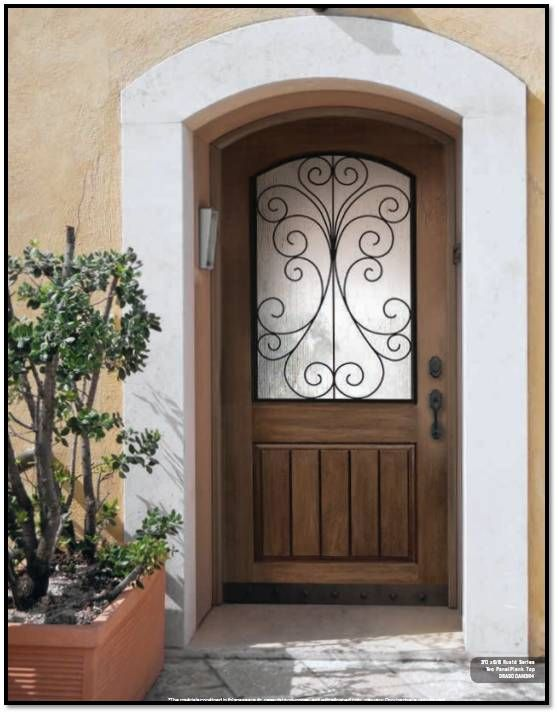 Plastpro Rustic Style 2 Panel Arch Top V-groove Fiberglass Exterior Doors with Camelia Half Lite glass & 8 best Plastpro Doors images on Pinterest | Rustic doors Arch and Belt