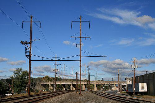 Classic PRR Catenary Mast Types in 2019 | Train tracks | Train