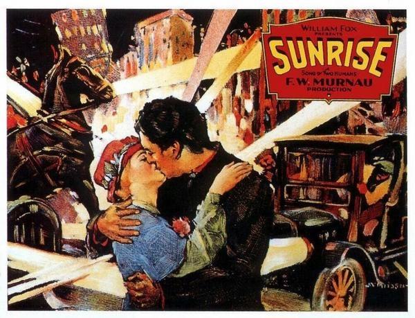 L'Aurore - Murnau 1927