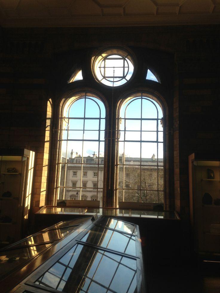 Sol och utsikt från muséet