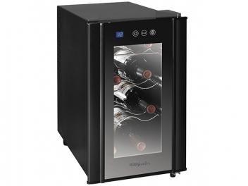 Adega Climatizada Easycooler 8 Garrafas - Controle Digital de Temperatura em até 8x de R$ 59,88 sem juros no cartão de crédito  ou R$ 455,05 à vista