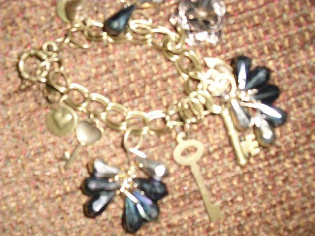 Handcrafted Key Bracelet