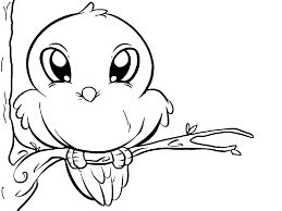 Resultado de imagen para dibujos animados para colorear de animales tiernos