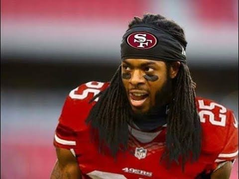 Image result for richard sherman 49er uniform