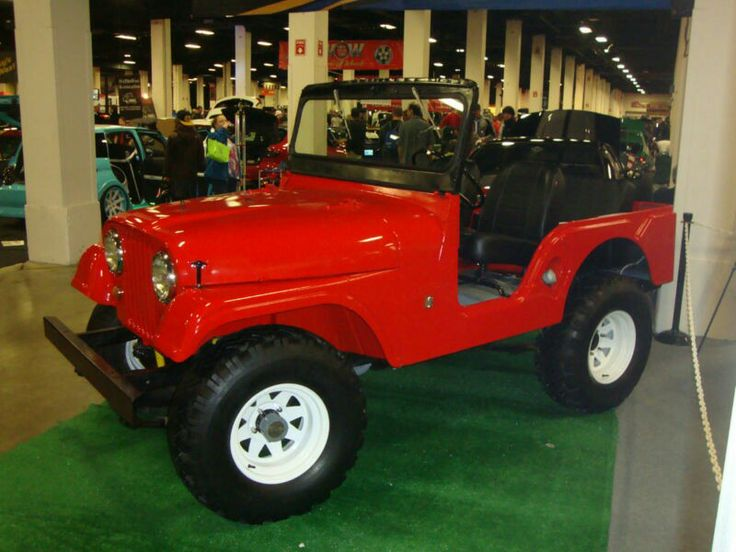 A Stunning 1969 Jeep Cj5 We Owned Two Jeeps A 69 And A 65