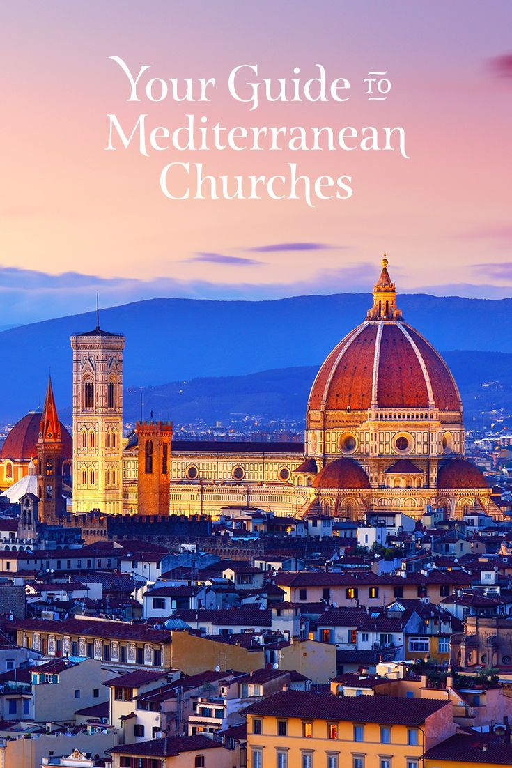 The Most Beautiful Churches In The Mediterranean Renaissance Architecture Florence Italy Florence Hotels