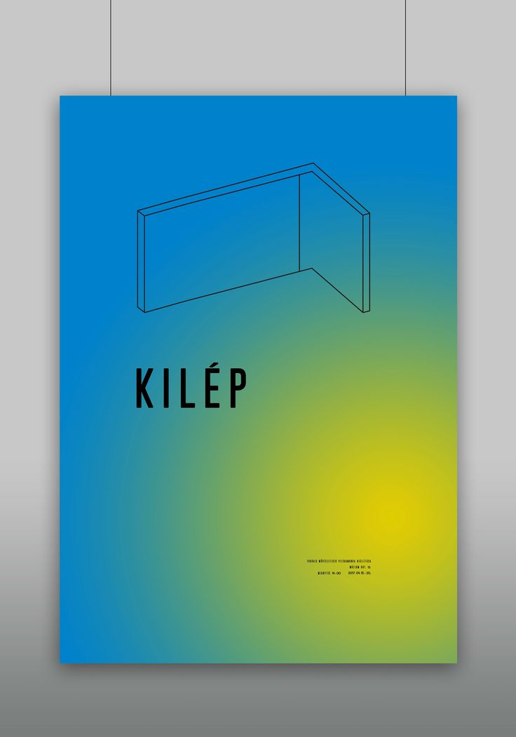 Kilép - Fictitious exhibition