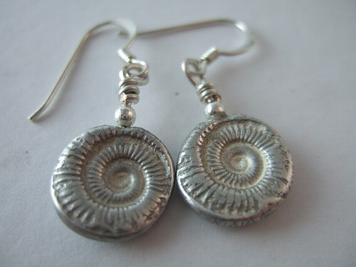 fossile + clay silver