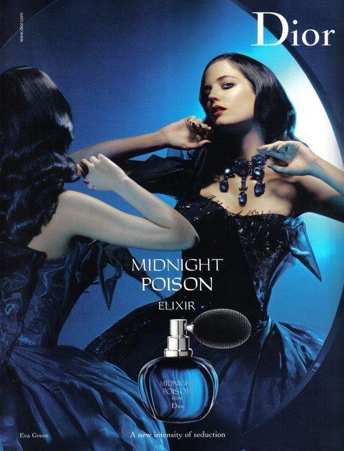 Eva Green - Dior's Midnight Poison