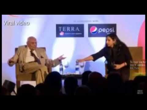Speaking About PROPHET OF ISLAM Mr.Ram Jethmalani, Most Senior Advocate, Supreme Court Of India