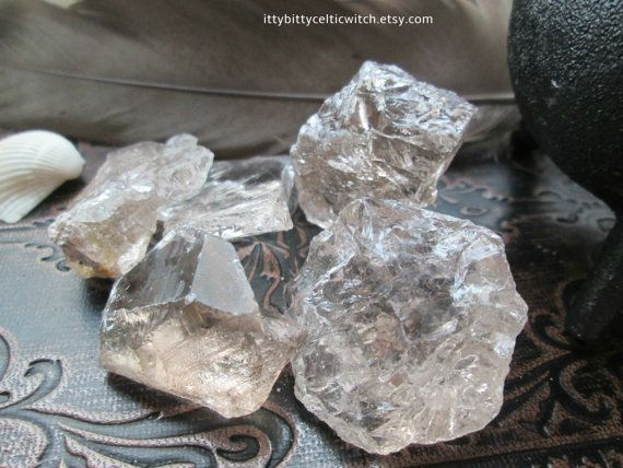 Medium Raw Smoky Quartz Crystal, Raw Crystals, Raw Stones, Raw Gemstones, Rough Smoky Quartz, Reiki Stones, Healing Crystals and Stones