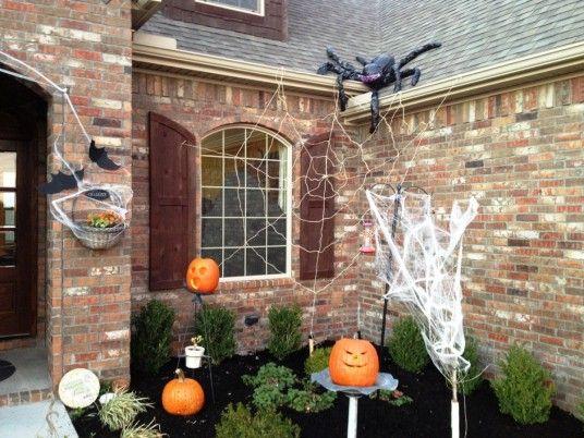 Outdoor Halloween 2014
