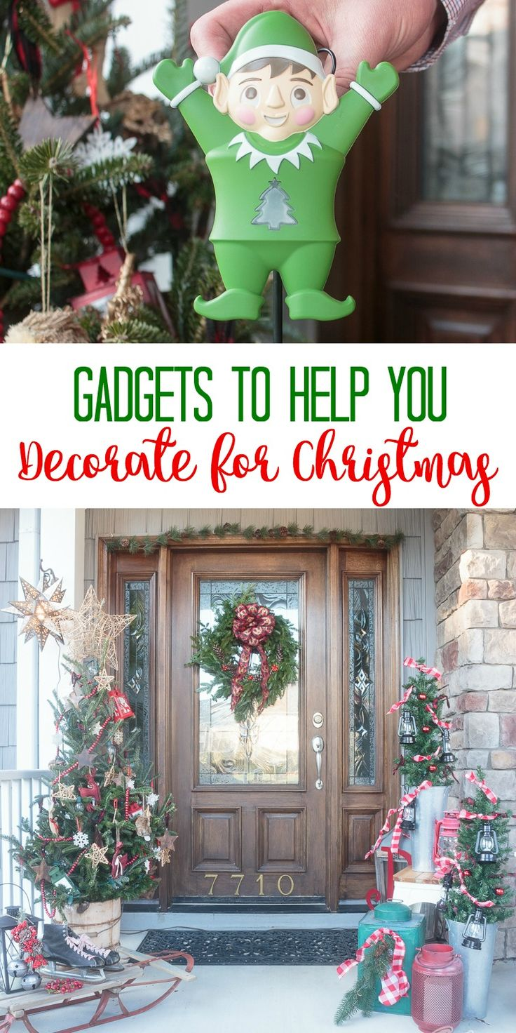 Must Have Christmas Gadgets to Help You Decorate
