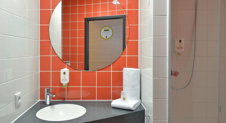 Badezimmer Im B\B Hotel Basel\/Weil Am Rhein Basel\/Weil