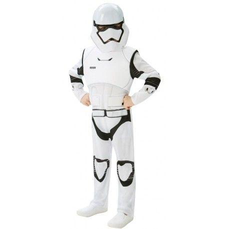 Déguisement Stormtrooper Star Wars VII luxe enfant Disney