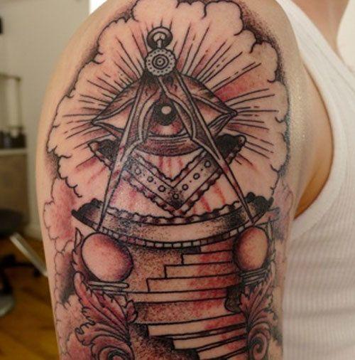 Top 10 Masonic Tattoo Designs
