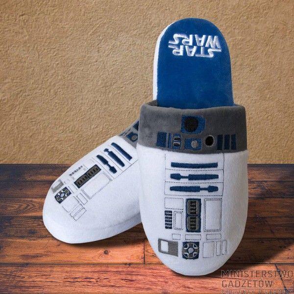 Kapcie Star Wars R2D2