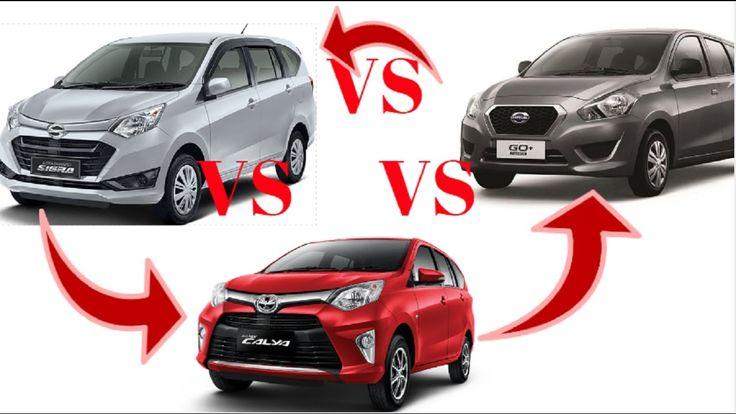 Persaingan Sengit Mobil 7 Seater antara Daihatsu Sigra Toyota Calya dan ...
