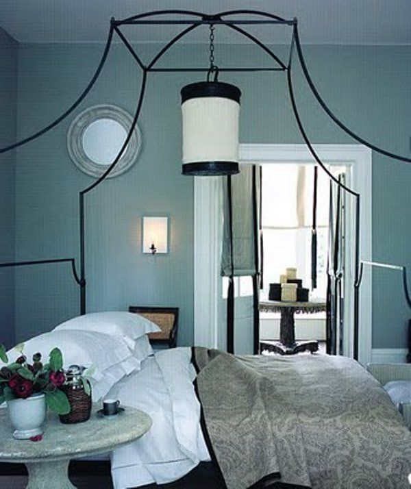 Grey Bedroom Decorating: 17 Best Images About Blue & Gray Bedroom