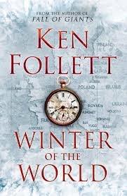 """ken follet """" L' inverno del mondo"""" """"Se non ci si interessa di quello che succede, se ne diventa responsabili."""""""