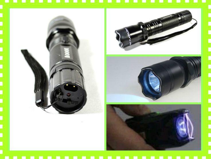 Электрошокер плюс фонарик – прибор нового поколения, защиты от неожиданных нападений людей и бродячих  собак.