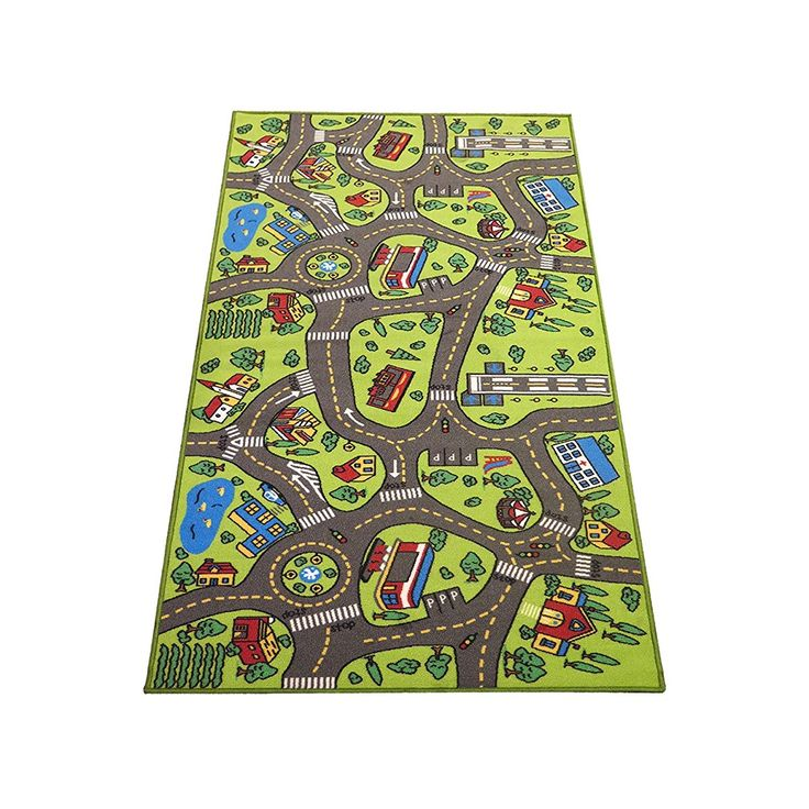 Nautical Rugs Kids Carpet Playmat Rug Great For Playing