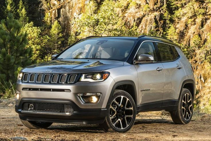 2017 Jeep Compass Limited Confused about what to buy