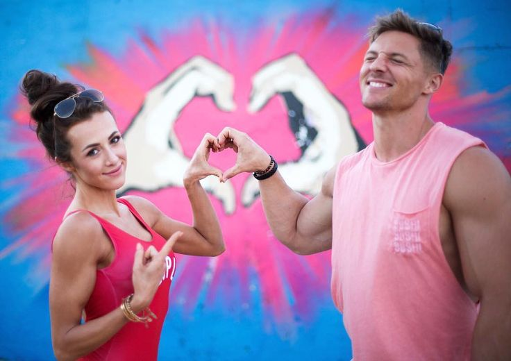 "48.1k Likes, 388 Comments - Steve Cook (@stevecook) on Instagram: ""It ain't easy being cheesy, but at least @courtneykiing laughs at my stupid jokes ... most of the…"""
